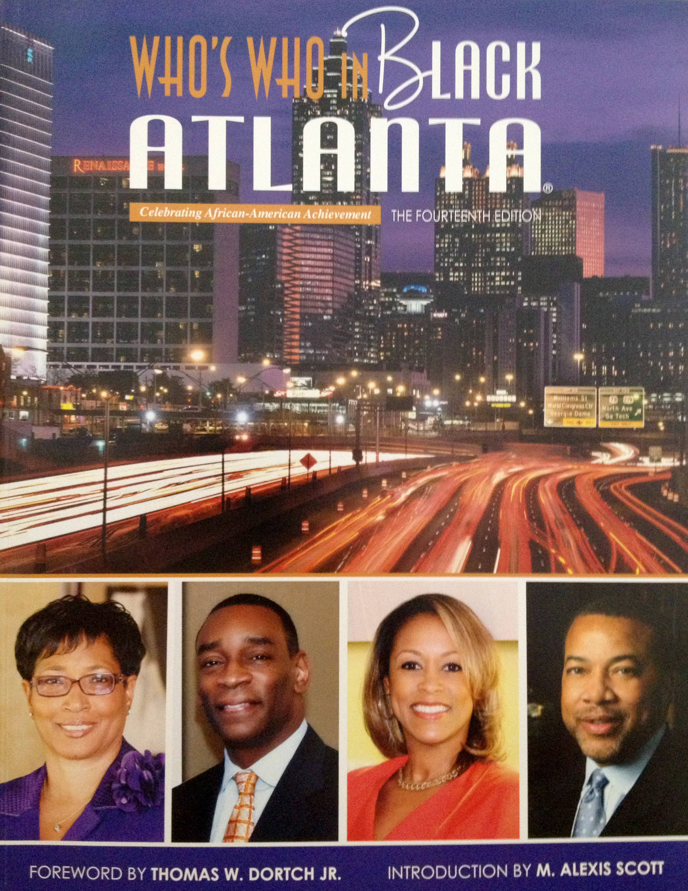 Who's Who In Black Atlanta Magazine Article
