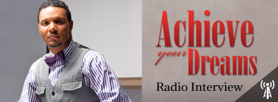 Chris Cooper's Black in America Radio Interview