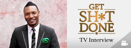 Chris Cooper - EON TV Interview Get Shit Done