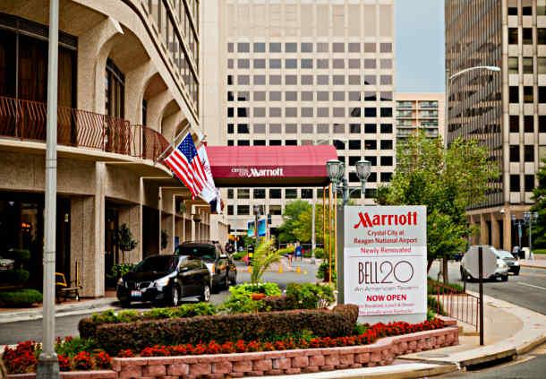 Marriott DCA Crystal City