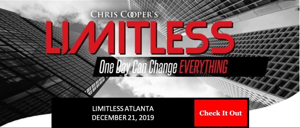 Limitless Atlanta Dec 2019